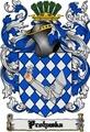 Thumbnail Prohaska Family Crest  Prohaska Coat of Arms Digital Download