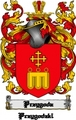 Thumbnail Przygoda Family Crest  Przygoda Coat of Arms Digital Download