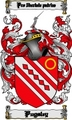 Thumbnail Pugsley Family Crest  Pugsley Coat of Arms Digital Download