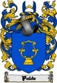 Thumbnail Pulda Family Crest  Pulda Coat of Arms Digital Download