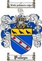 Thumbnail Pulleyn Family Crest  Pulleyn Coat of Arms