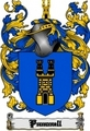 Thumbnail Pummell Family Crest  Pummell Coat of Arms Digital Download