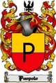 Thumbnail Puopolo Family Crest  Puopolo Coat of Arms Digital Download