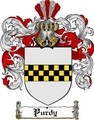 Thumbnail Purdy Family Crest  Purdy Coat of Arms