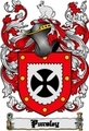 Thumbnail Pursley Family Crest  Pursley Coat of Arms Digital Download