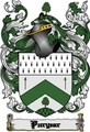 Thumbnail Puryear Family Crest  Puryear Coat of Arms Digital Download