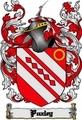 Thumbnail Puxley Family Crest  Puxley Coat of Arms Digital Download