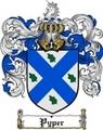 Thumbnail Pyper Family Crest  Pyper Coat of Arms