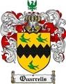 Thumbnail Quarrells Family Crest  Quarrells Coat of Arms