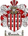 Thumbnail Quezada Family Crest  Quezada Coat of Arms