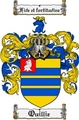 Thumbnail Quillie Family Crest  Quillie Coat of Arms