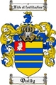 Thumbnail Quilly Family Crest  Quilly Coat of Arms