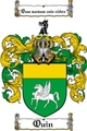 Thumbnail Quin Family Crest  Quin Coat of Arms