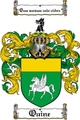 Thumbnail Quine Family Crest  Quine Coat of Arms