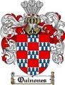 Thumbnail Quinones Family Crest  Quinones Coat of Arms Digital Download