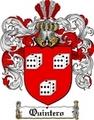 Thumbnail Quintero Family Crest  Quintero Coat of Arms
