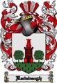 Thumbnail Radabaugh Family Crest  Radabaugh Coat of Arms Digital Download