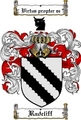 Thumbnail Radcliff Family Crest  Radcliff Coat of Arms