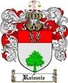 Thumbnail Rainnie Family Crest  Rainnie Coat of Arms