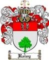 Thumbnail Rainy Family Crest  Rainy Coat of Arms