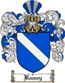 Thumbnail Ramey Family Crest  Ramey Coat of Arms Digital Download