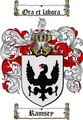 Thumbnail Ramsey Family Crest / Ramsey Coat of Arms