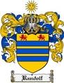 Thumbnail Randolf Family Crest  Randolf Coat of Arms