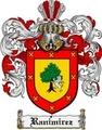 Thumbnail Ranimirez Family Crest  Ranimirez Coat of Arms