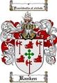 Thumbnail Ranken Family Crest  Ranken Coat of Arms