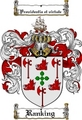 Thumbnail Ranking Family Crest  Ranking Coat of Arms