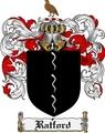 Thumbnail Ratford Family Crest  Ratford Coat of Arms