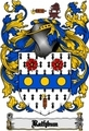 Thumbnail Rathbun Family Crest  Rathbun Coat of Arms Digital Download