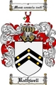 Thumbnail Rathwell Family Crest  Rathwell Coat of Arms