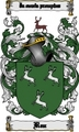 Thumbnail Rea Family Crest  Rea Coat of Arms Digital Download