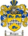 Thumbnail Reagan Family Crest  Reagan Coat of Arms