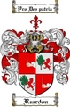 Thumbnail Reardon Family Crest  Reardon Coat of Arms