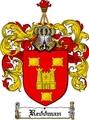 Thumbnail Reddman Family Crest  Reddman Coat of Arms