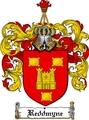 Thumbnail Reddmyne Family Crest  Reddmyne Coat of Arms