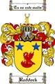 Thumbnail Reddock Family Crest  Reddock Coat of Arms
