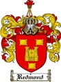 Thumbnail Redmond Family Crest  Redmond Coat of Arms