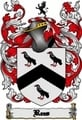 Thumbnail Rees Family Crest  Rees Coat of Arms Digital Download