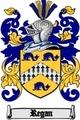 Thumbnail Regan Family Crest / Regan Coat of Arms
