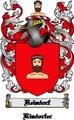 Thumbnail Reisdorf Family Crest  Reisdorf Coat of Arms Digital Download