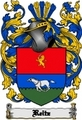 Thumbnail Reitz Family Crest  Reitz Coat of Arms Digital Download