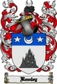 Thumbnail Remley Family Crest  Remley Coat of Arms Digital Download