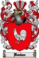 Thumbnail Renken Family Crest  Renken Coat of Arms Digital Download