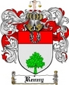 Thumbnail Renny Family Crest  Renny Coat of Arms