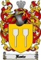 Thumbnail Resto Family Crest  Resto Coat of Arms Digital Download