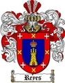 Thumbnail Reyes Family Crest / Reyes Coat of Arms