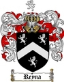 Thumbnail Reyna Family Crest  Reyna Coat of Arms Digital Download